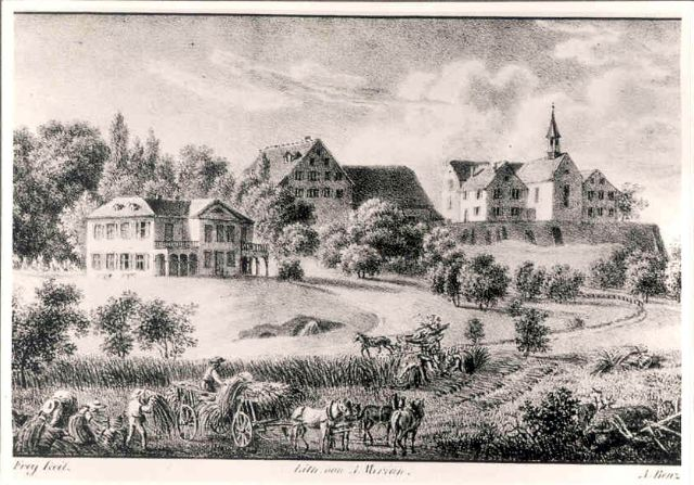 Margarethenpark Stockmeyer 1840