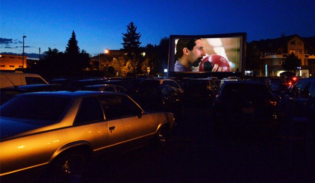 © Cinema Drive-In Pratteln