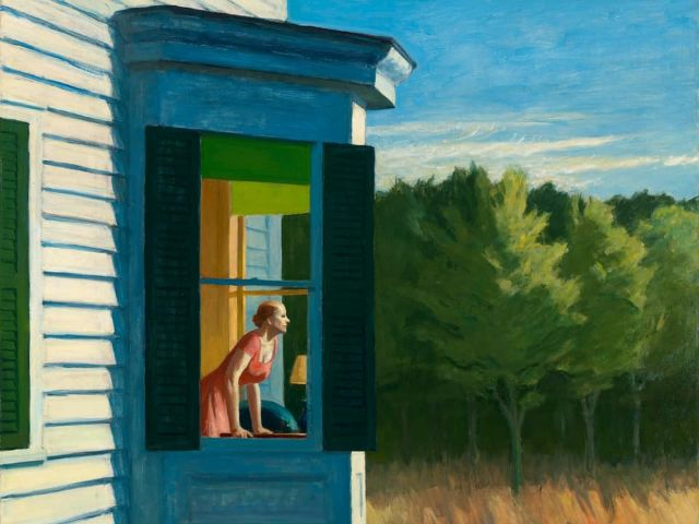«Cape Cod Morning», 1950