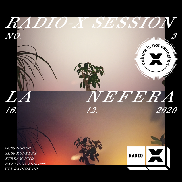 La Nefera live Session am 16.12.2020