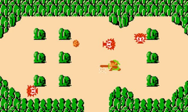 Bild: The Legend of Zelda 1986