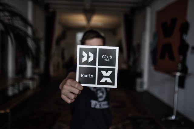 Radio X empfangen
